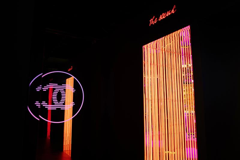 Chanel Beauty Coco Flash Club Pop Up Hong Kong Fragrance Wall