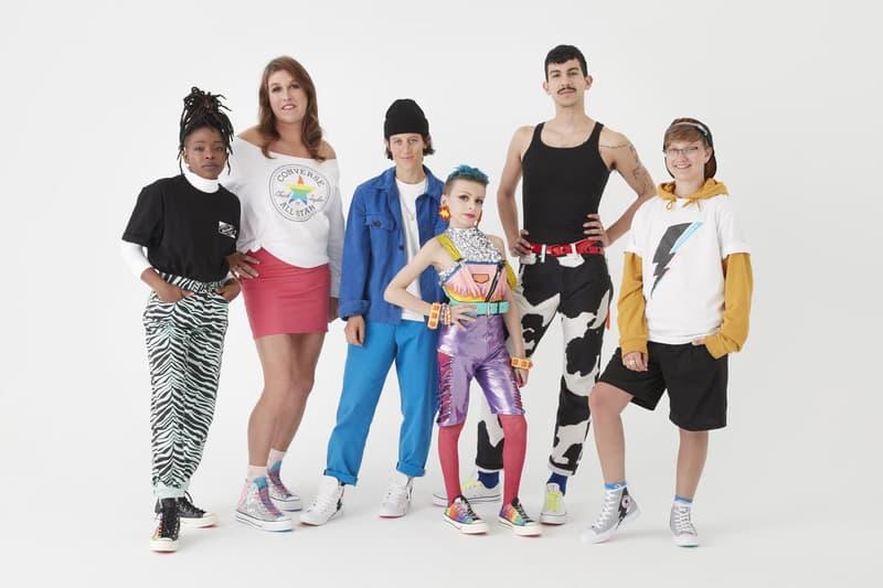 Converse Pride 2019 Chuck Taylor 70 Trans LGBTQ