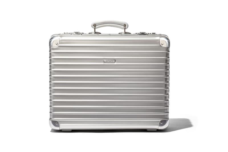 Daniel Arhsam Rimowa Suitcase
