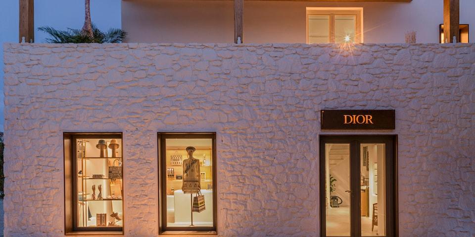 ba3c9b2fd Dior Opens