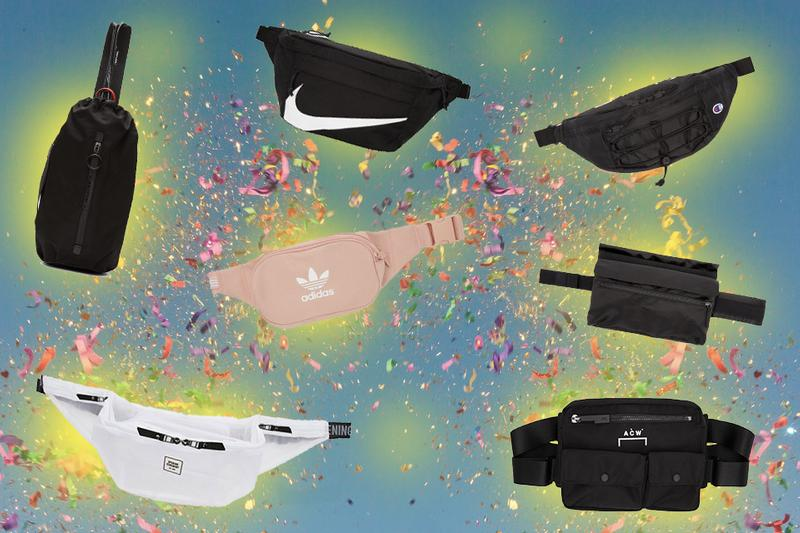 Best Festival Bags: Nike, adidas, Off-White Opening Ceremony Champion A-Cold-wall Eastpak