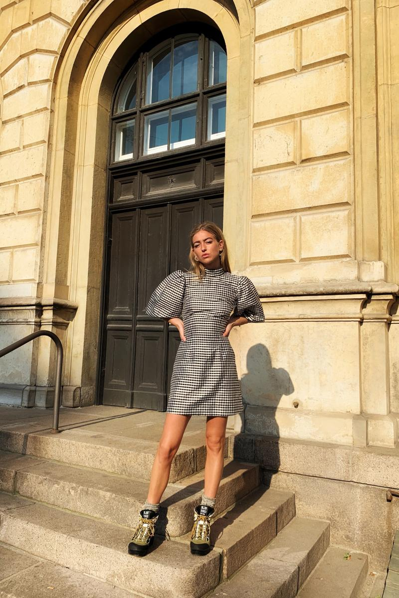 GANNI Spring/Summer 2019 Capsule Collection Matchesfashion Exclusive Release SS19 Dresses Graphics Print