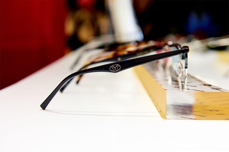 Gentle Monster x Fendi Capsule Collection Pop Up Seoul Sunglasses No. 1 2