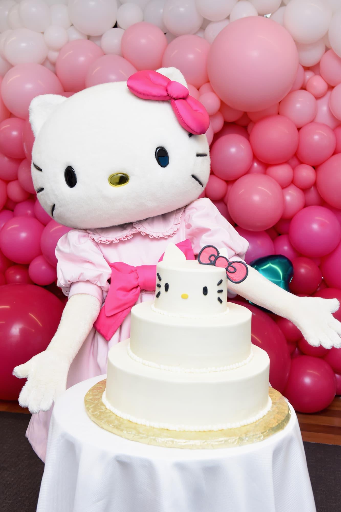 Hello Kitty Sanrio Theme Park Hanoi Opening   HYPEBAE