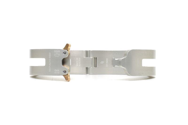 1017 ALYX 9SM Rollercoaster Bracelets