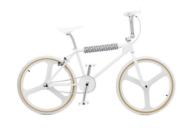 Dior Bogarde BMX BIke White