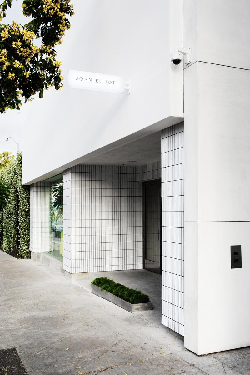John Elliott Hollywood Store
