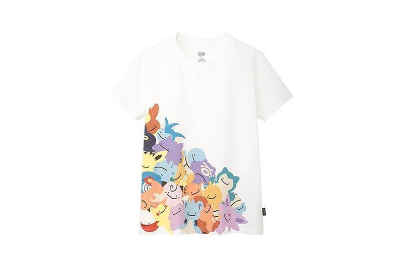 UNIQLO UT Pokemon Pikachu T Shirt