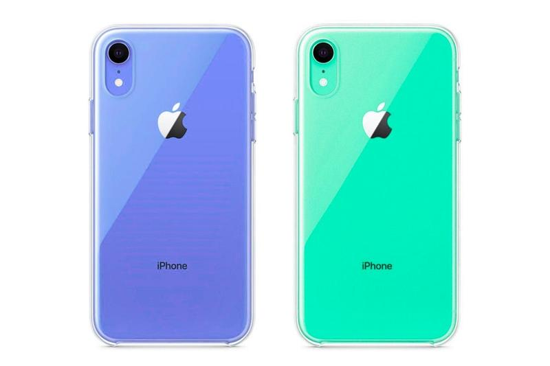 Apple iPhone XR Green Lavender Color Drop Phone Technology New Release Rumour