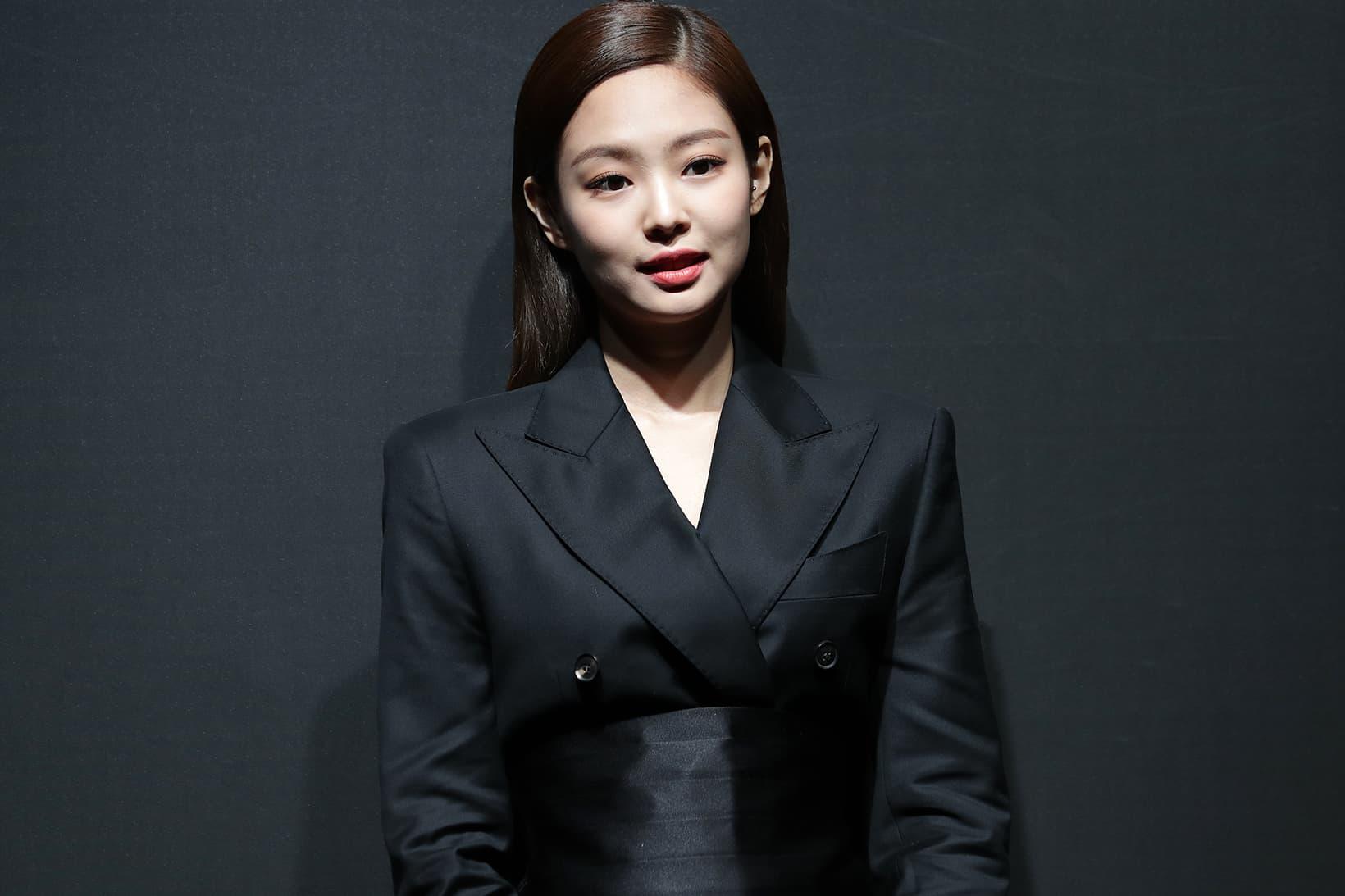 Jennie Kim BLACKPINK Gentle Monster Eyewear Collab   HYPEBAE