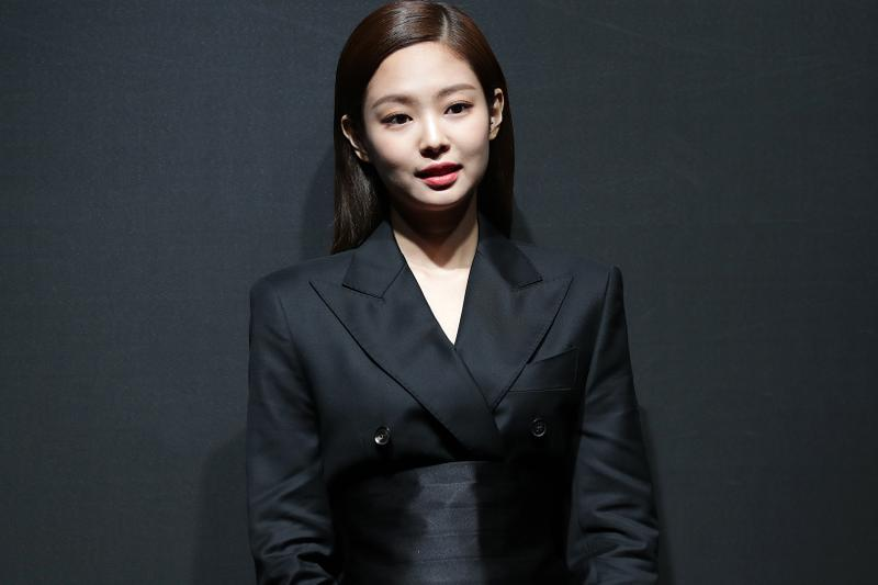 Jennie Kim BLACKPINK Gentle Monster Eyewear Collaboration South Korean K Pop