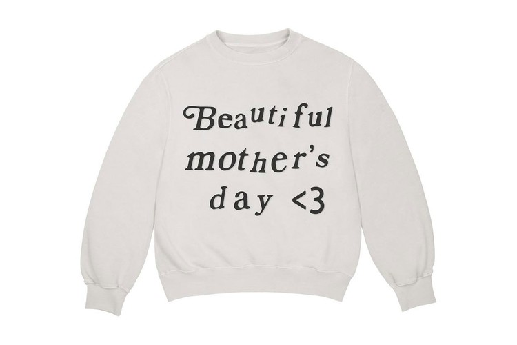 8b16c6c11 ... Exclusively Available at Coachella · Kanye West Just Dropped a YEEZY  Sweater for Mother's Day