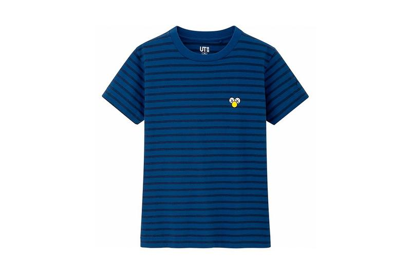 KAWS x Uniqlo UT Companion BFF Collaboration Summer 2019 Pocket T-shirt