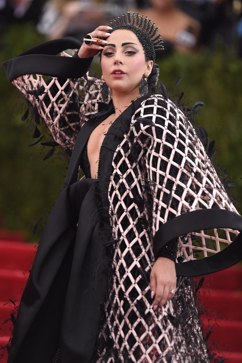 Lady Gaga Met Gala Co-Chair Outfit Expectation Camp Theme Fashion Dress Designers