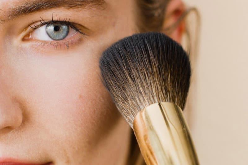 Lush Vegan Cruelty Free Makeup Brush