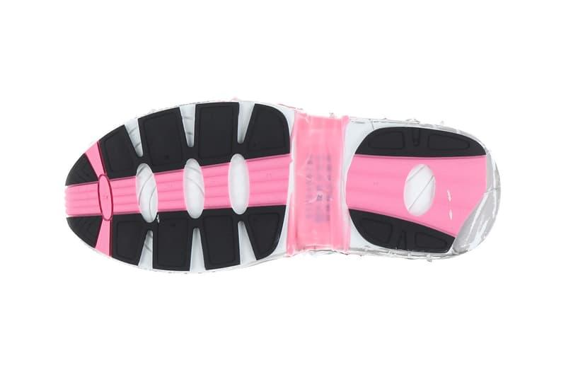 Maison Margiela Fusion Low Bubblegum Mix Pink Black