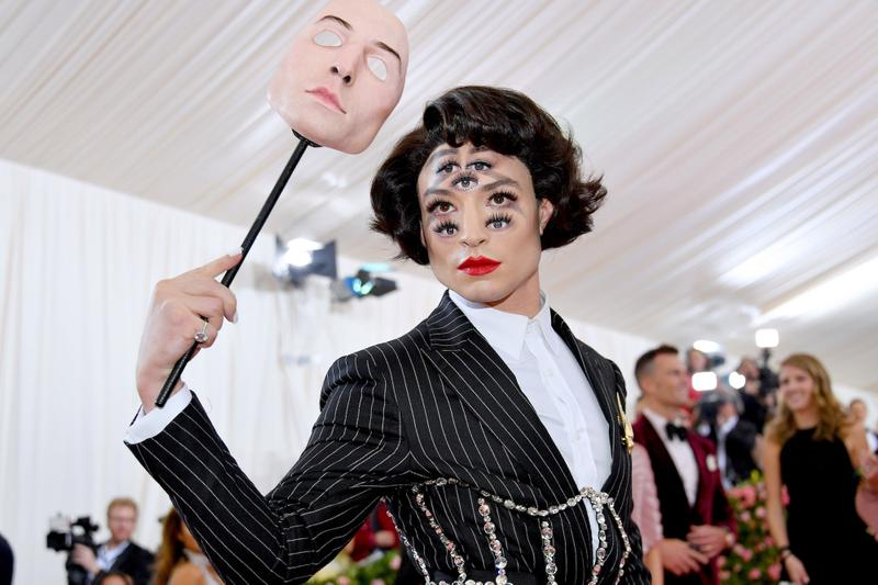 Met Gala 2019 Best Beauty Looks Ezra Miller Billy Porter Lady Gaga Janelle Monae Gigi Hadid Kylie Jenner Halsey Cardi B Lizzo Pat McGrath Cara Delevingne