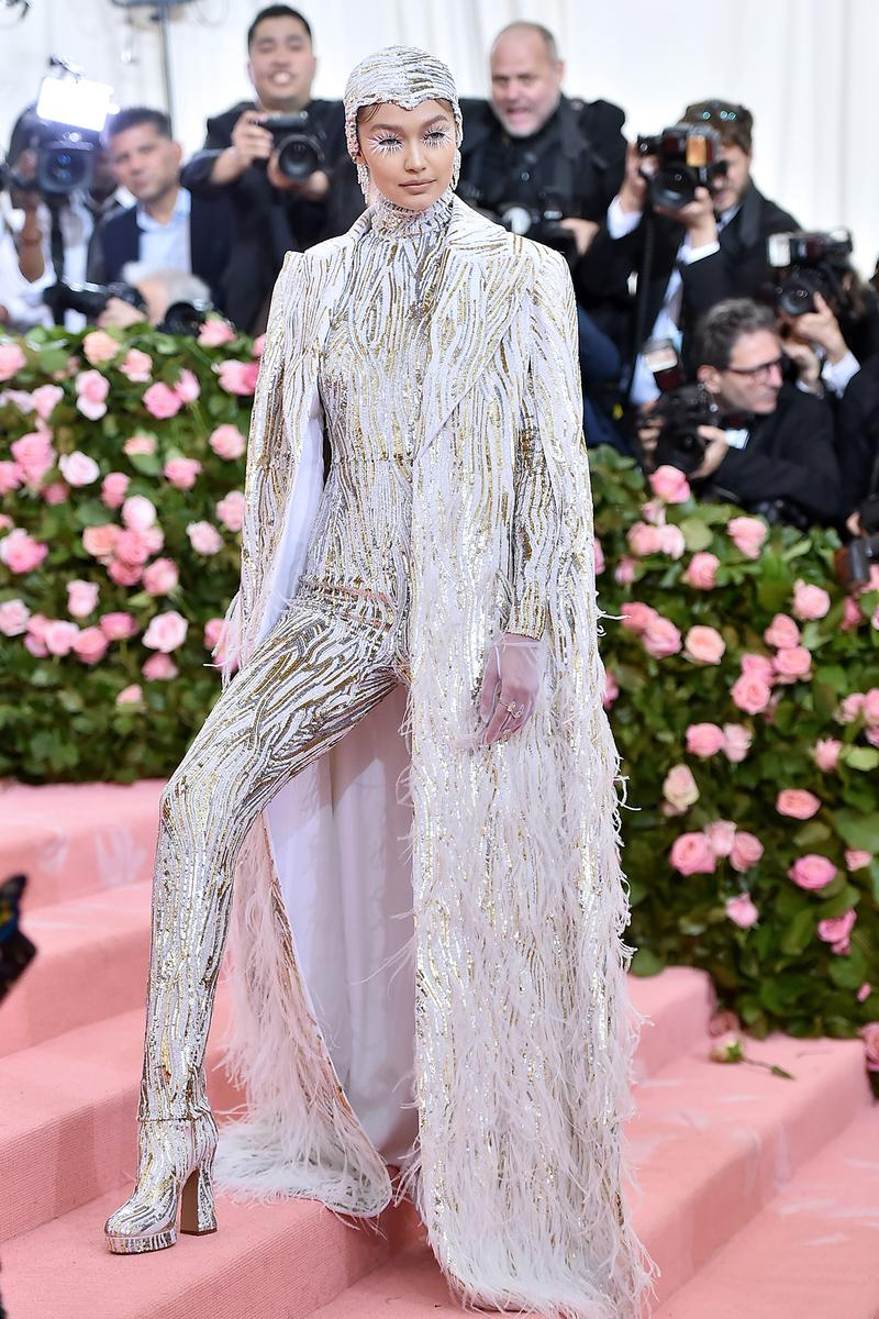 Gigi Hadid Met Gala 2019 Red Carpet Camp Notes on Fashion