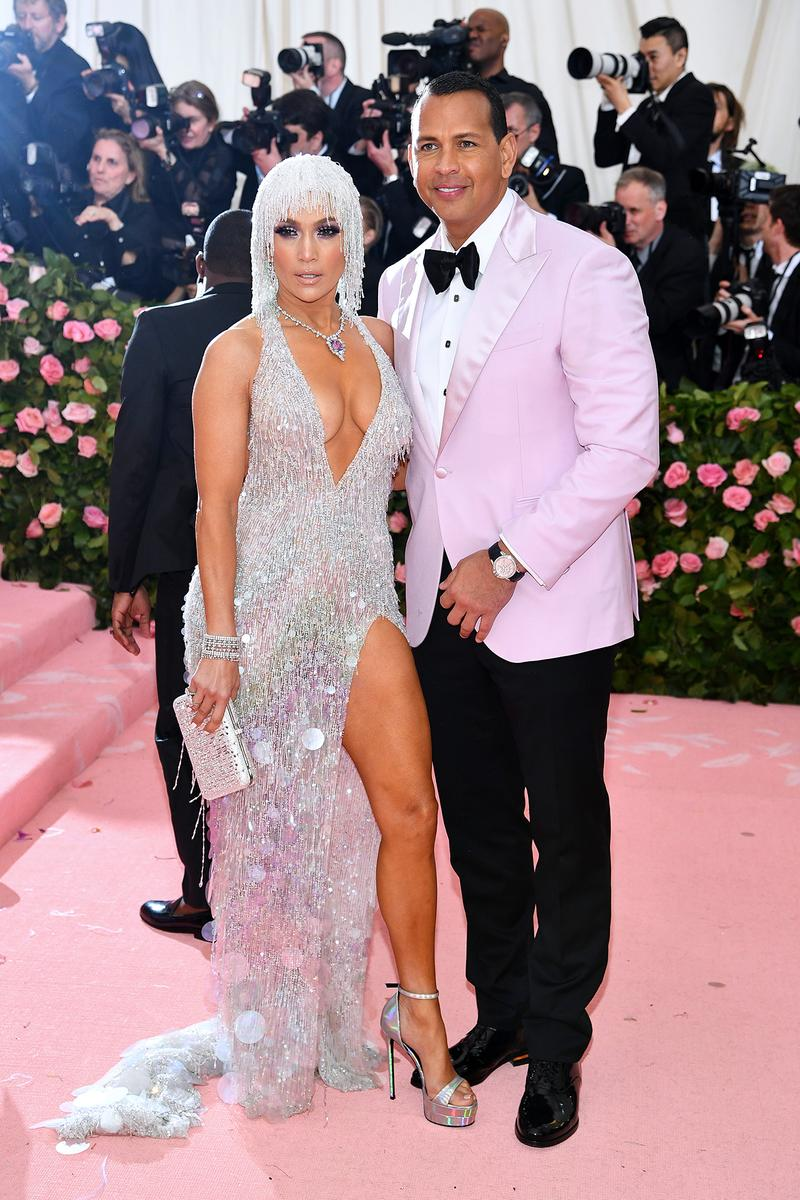 Jennifer Lopez Alex Rodriguez Met Gala 2019 Red Carpet Camp Notes on Fashion