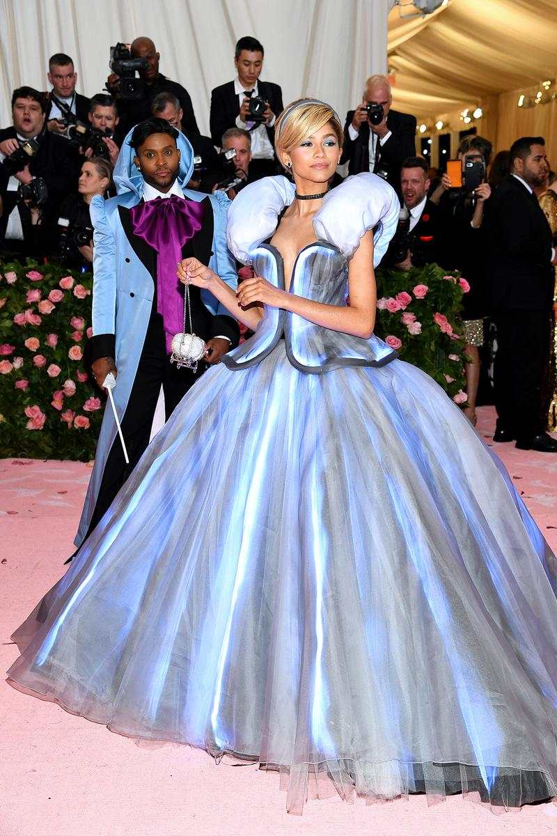 zendaya law roach cinderella fairy godmother Met Gala 2019 Red Carpet Camp Notes on Fashion