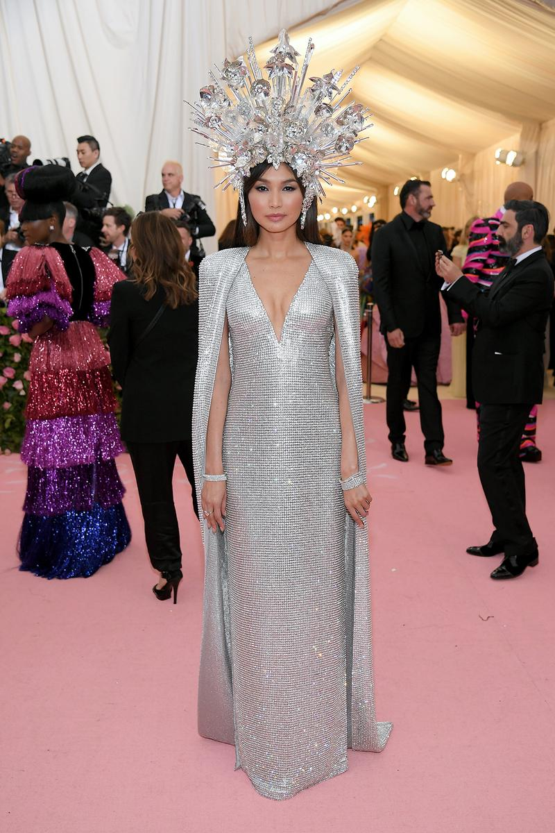 Gemma Chan Met Gala 2019 Red Carpet Camp Notes on Fashion