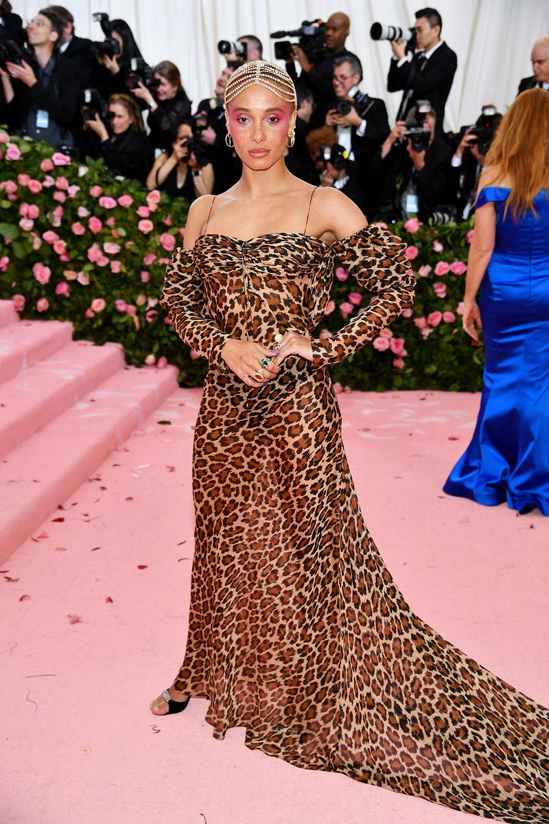 Adwoa Aboah Met Gala 2019 Red Carpet Camp Notes on Fashion
