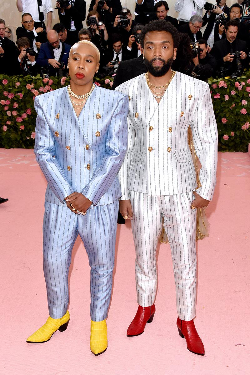 Lena Waithe Kerby Jean-Raymond Met Gala 2019 Red Carpet Camp Notes on Fashion