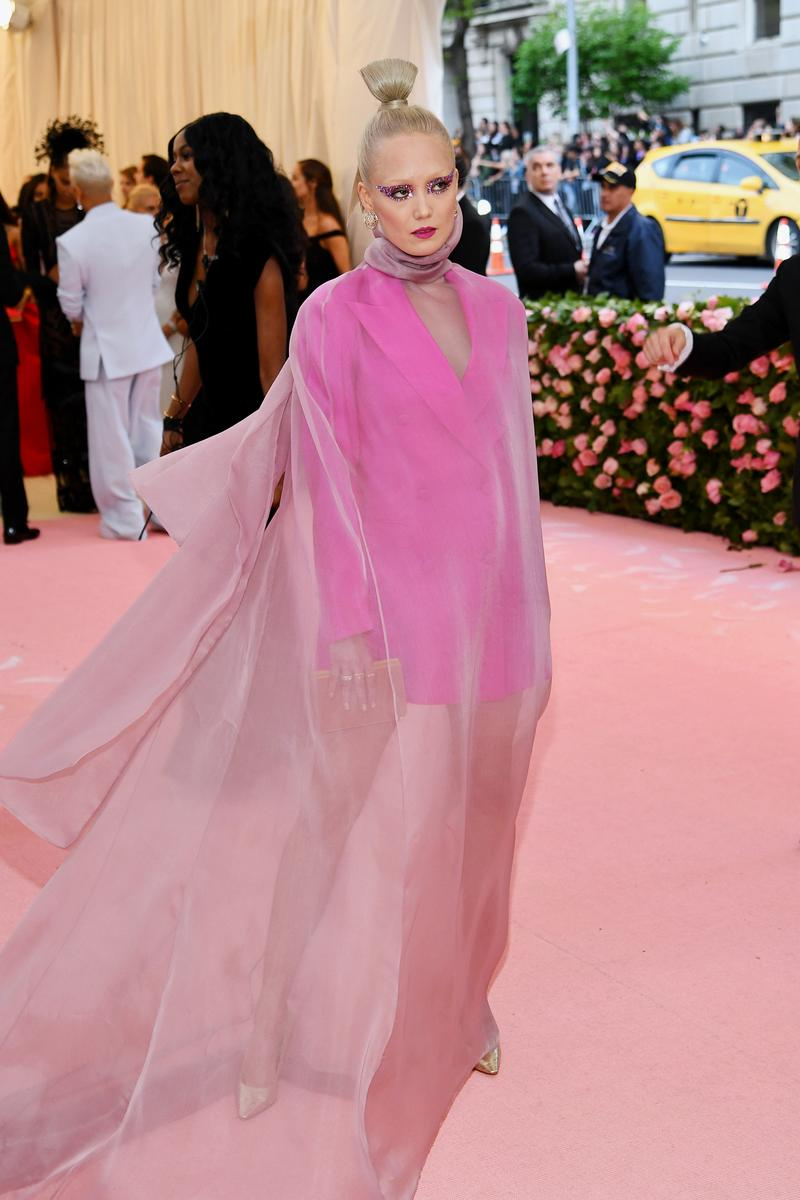 Pom Klementieff Met Gala 2019 Red Carpet Camp Notes on Fashion