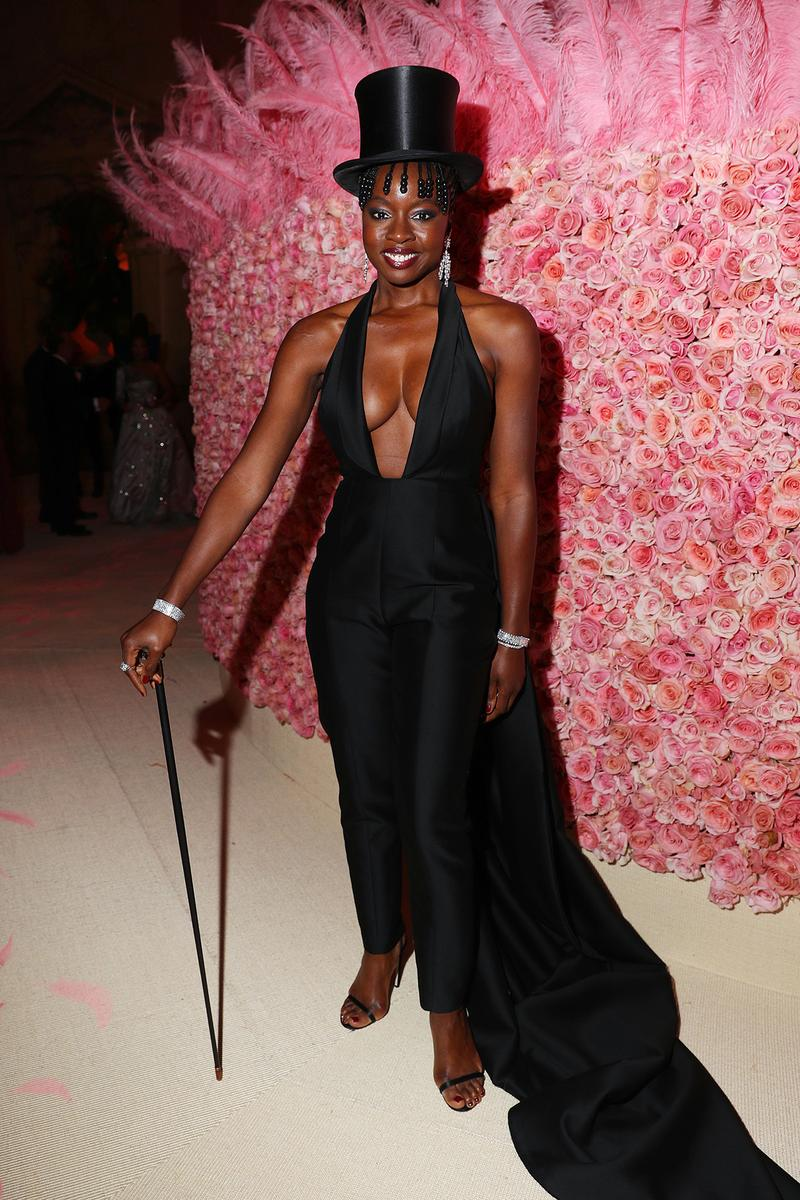 Danai Gurira Met Gala 2019 Red Carpet Camp Notes on Fashion