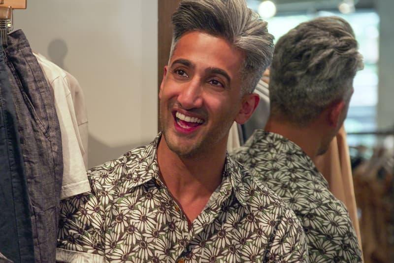 Tan France Netflix Queer Eye Fashion Television Season Two