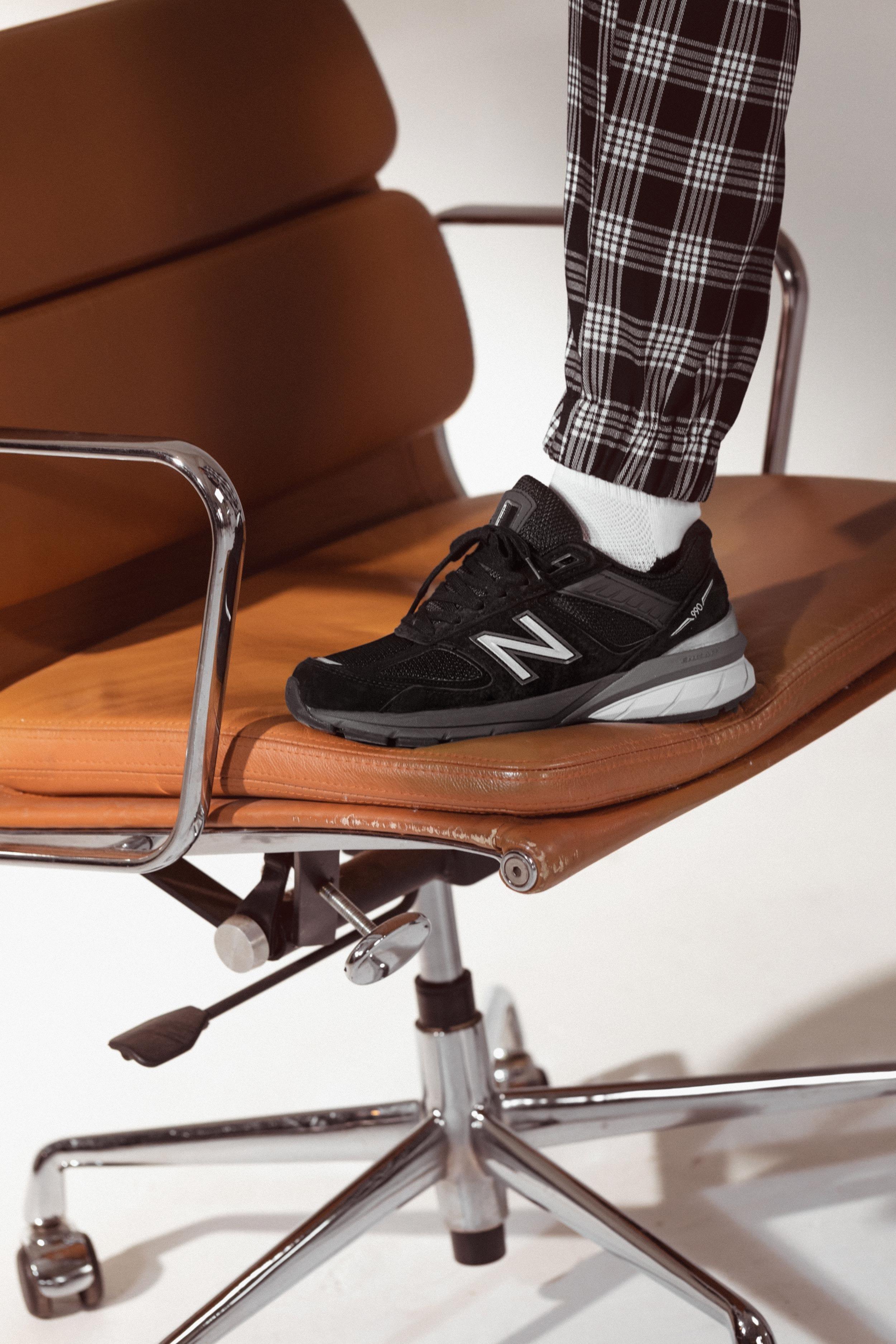 New Balance 990v5 Dad Sneaker   HYPEBAE