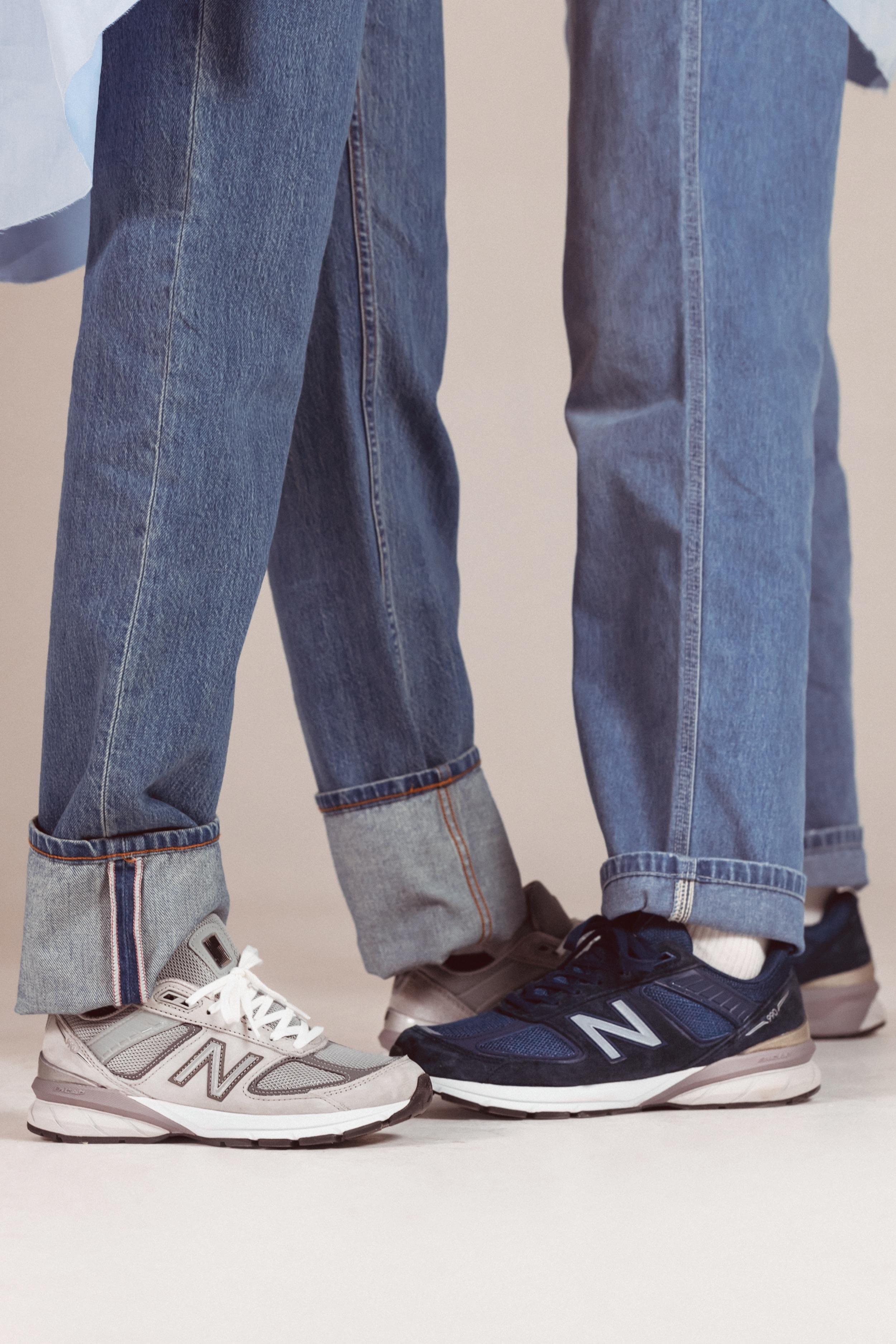 New Balance 990v5 Dad Sneaker | HYPEBAE