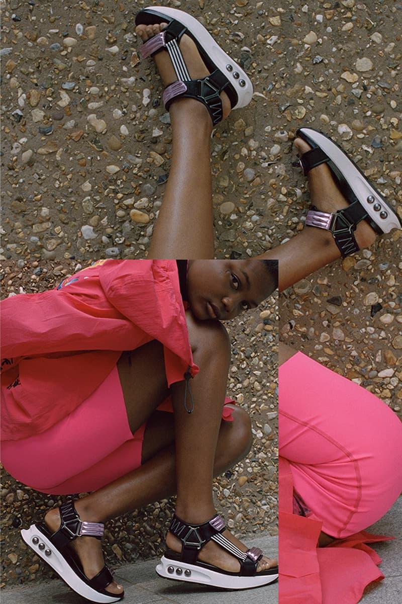 Nicholas Kirkwood NKP3 Fashion Sneaker Sandal