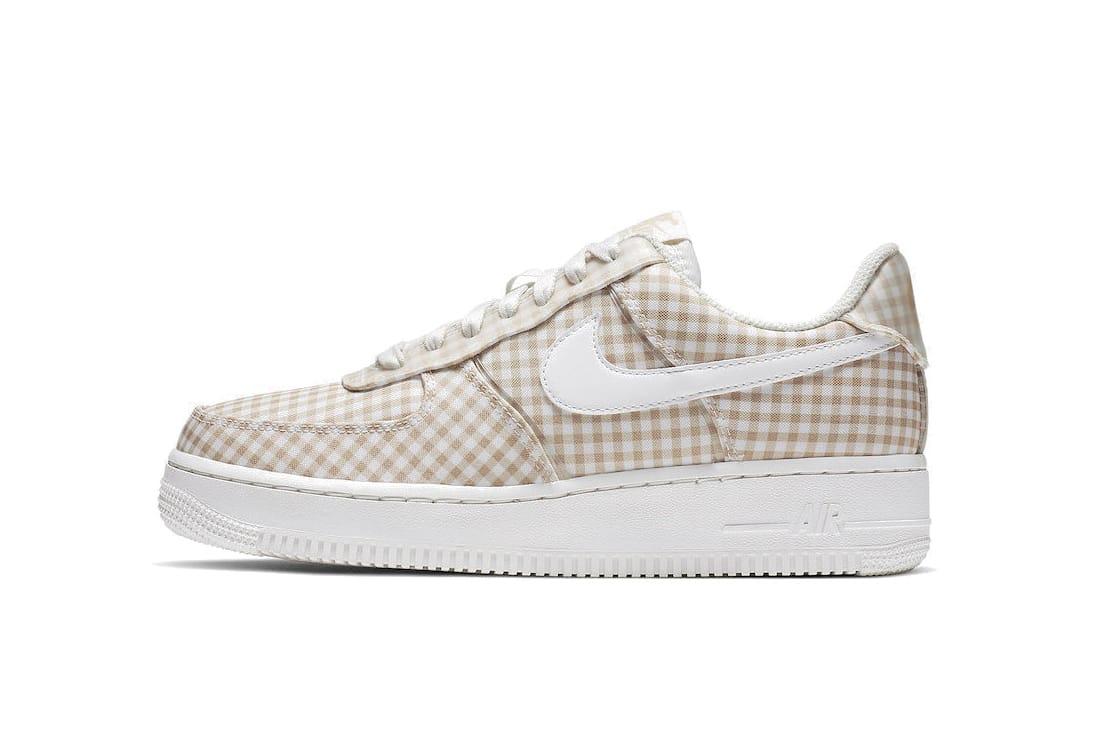 Nike Air Force 1 Gingham Pack Summer