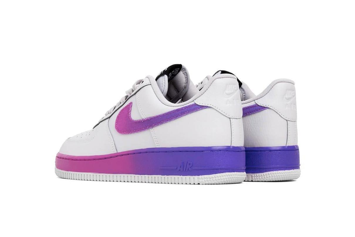 Nike Air Force 1 Gradient Swoosh
