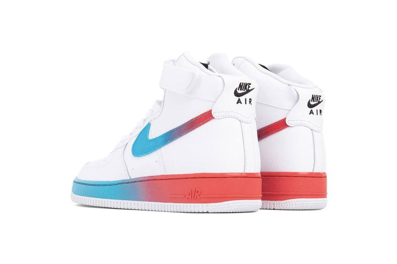 Nike Air Force 1 Gradient Swoosh Release Hypebae