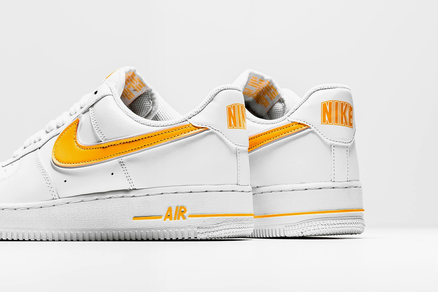 Nike Air Force 1 '07 3 in White