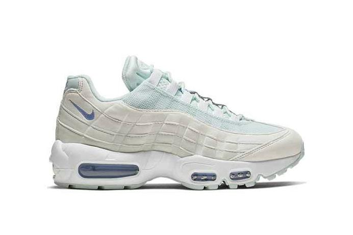 on sale 6cb46 7a7f4 Nike Air Max 95 M2K Tekno Pastel Pack Release Sneaker Shoe Spring Summer  Mint Green Ice