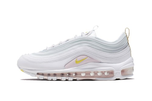 super cheap 9233a 3f6c3 Nike s Latest Air Max 97 Sports a Hint of Pastel Pink