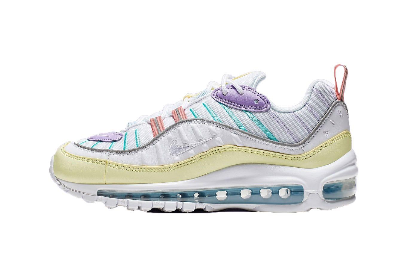Nike's Air Max 98 \