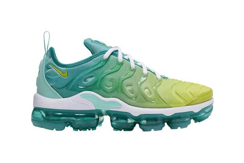4ea42d2c2a Nike's Air VaporMax Plus Is Covered in a Tropical Ombré
