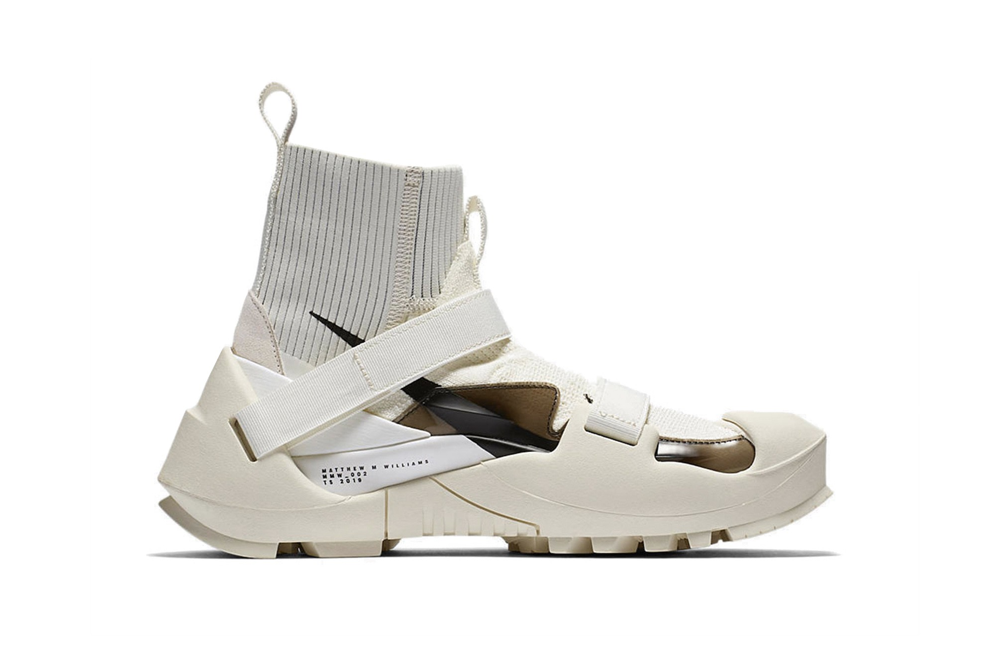 ALYX Nike Vibram Sock Sneaker Matthew