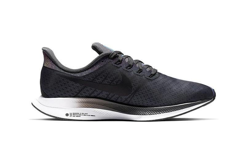 Nike Zoom Pegasus Turbo BETRUE Collection Black White