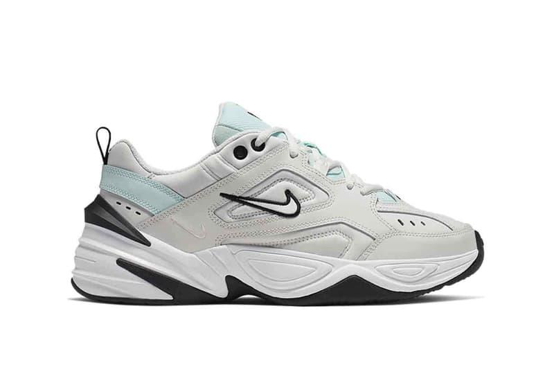Nike Air Max 95 M2K Tekno Pastel Pack Release Sneaker Shoe Spring Summer Mint Green Ice Blue White Black