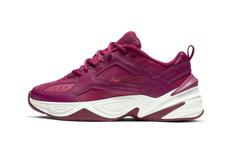 Nike M2K Tekno True Berry Pink Sneakers Trainers