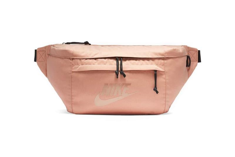 Nike Sportswear Tech Hip Fanny Pack Bag Rose Gold