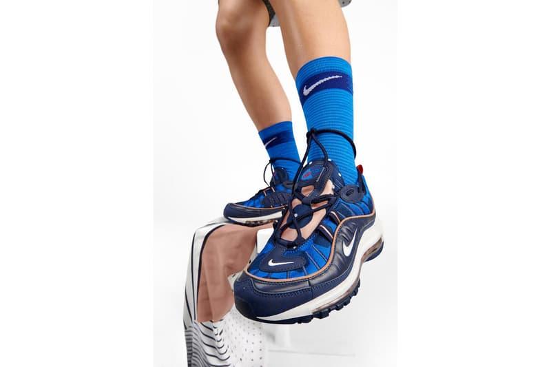Nike Unité Totale Air Max 98 Plus React Element 55 Air Max 720