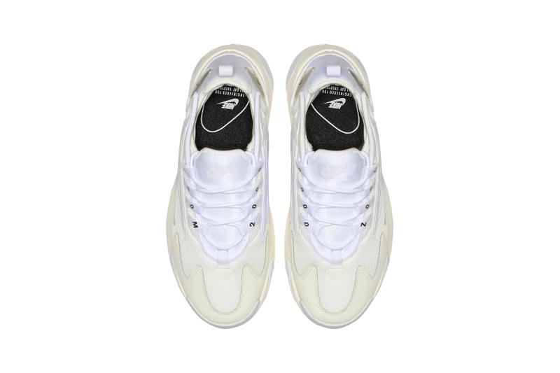 Nike Zoom 2K Sail Black White