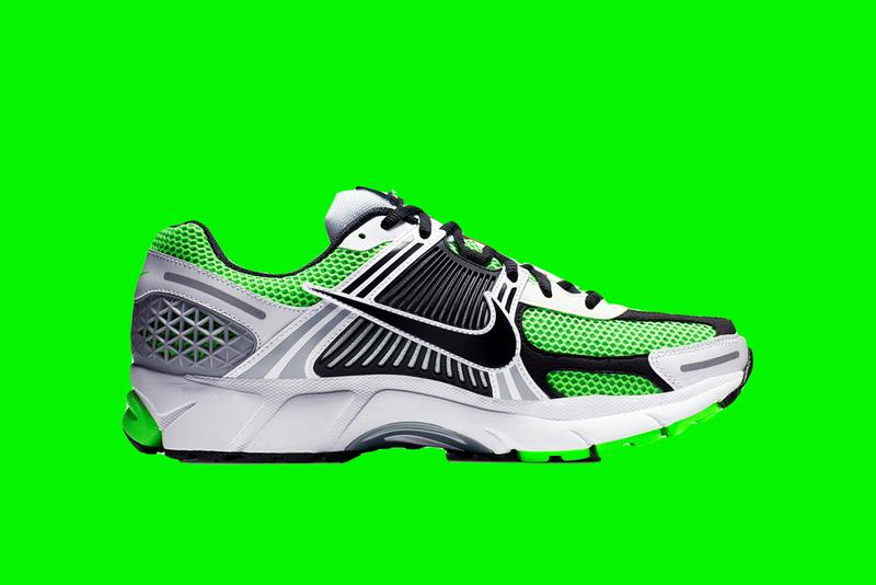 Nike Zoom Vomero 5 SE SP Electric Green Black