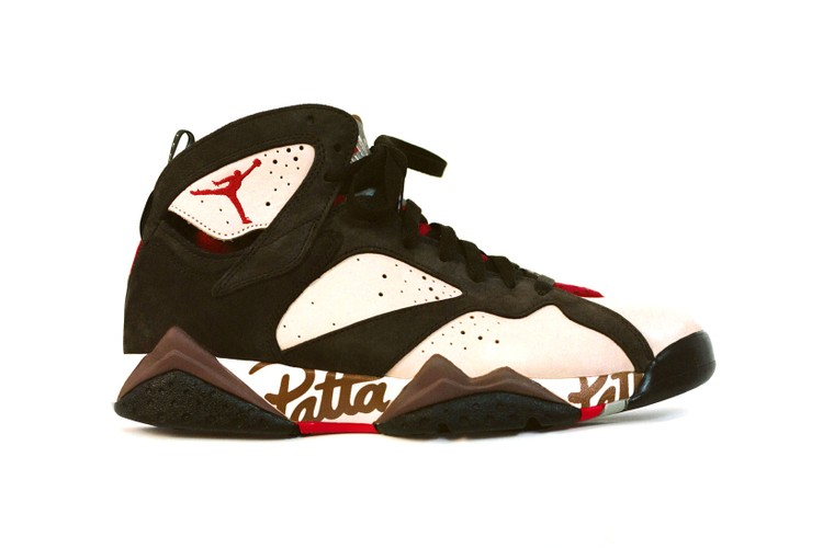 4b9792dda1c6 Patta Unveils Air Jordan VII Collaboration With Matching Apparel